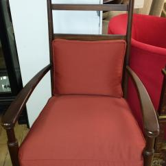 Shaker Ladder Back Chair Pride Heavy Duty Lift Chairs Hickory Modern Ladderback Chairish This Is A Floor Sample In Our Showroom For Interior Design Contemporary