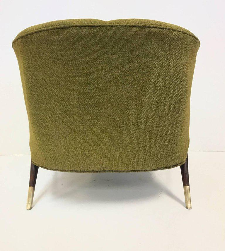 contemporary lounge chairs wedding hire superior karpen of california mid century modern decaso for sale image