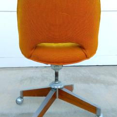 Seng Chicago Chair Wicker Seat Pad Vintage Task Chairish For Sale In Los Angeles Image 6 Of 10