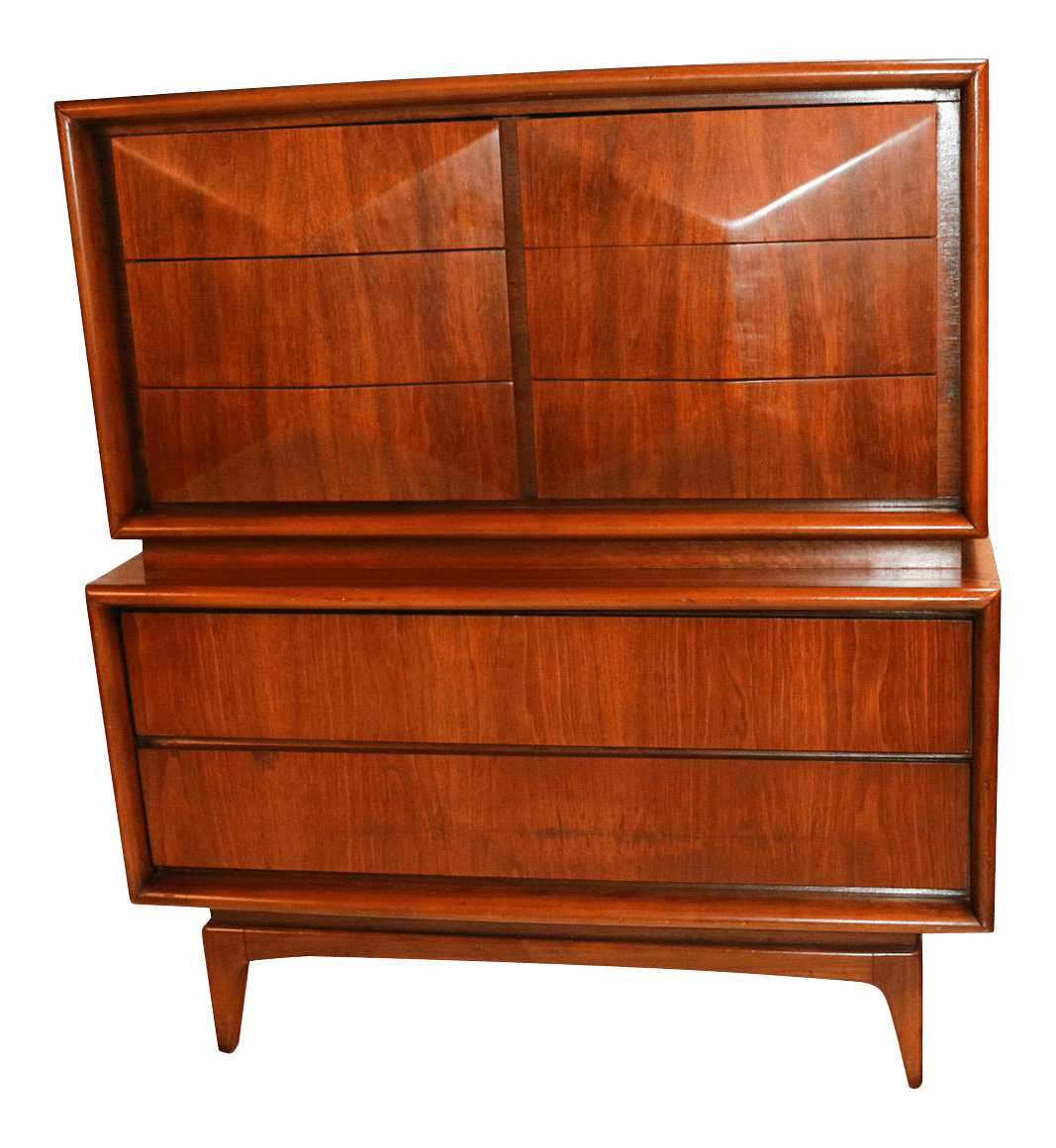 Vintage  Used United Furniture Corporation Dressers and Chests of Drawers  Chairish