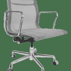 Eames Aluminum Chair Folding Chairs Set Of 4 Modern Herman Miller Group Chairish