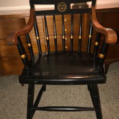Harvard Chair For Sale Antique Ladder Back Chairs Uk Nichols Stone University Scholar Chairish Image 5
