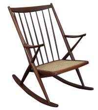 Scandinavian Rocking Chair - Home Design