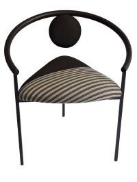 Memphis Design Style Chairs - A Pair | Chairish