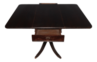 Antique English Traditional Coffee / Side Table | Chairish