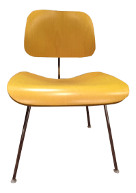 Eames Plywood Dining Chair by Herman Miller | Chairish