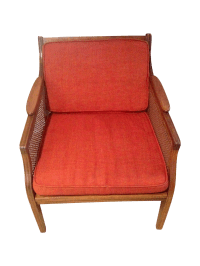 Lovely Mid Century Modern Side Chair - rtty1.com | rtty1.com