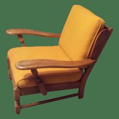 Heywood Wakefield Chairs Lc1 Sling Chair Vintage Chairish