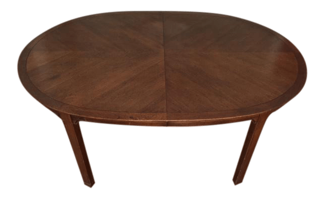 Oval Formal Dining Table by Hickory Manufacturing Company