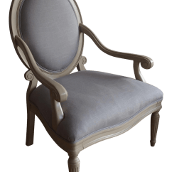Light Gray Accent Chairs Teal Chair Armond Chairish