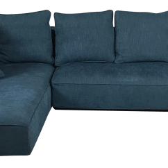 Aqua Sofa Sets New Orleans Blue Modern Sectional Chairish