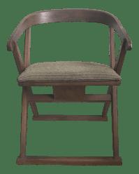 Chair - Mid Century Modern Side Chair | Chairish
