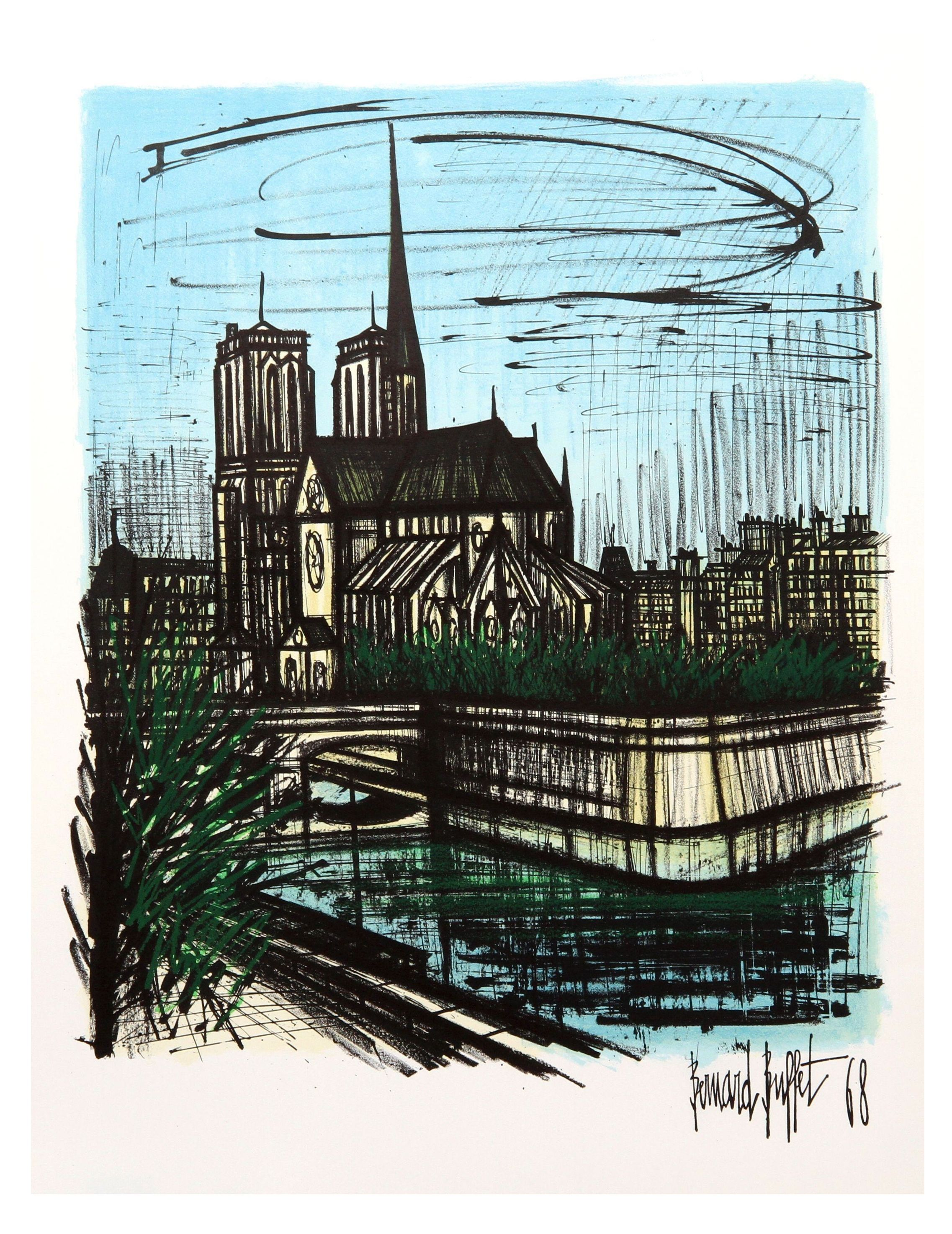 notre dame office chair cheap gaming chairs for pc bernard buffet lithograph chairish