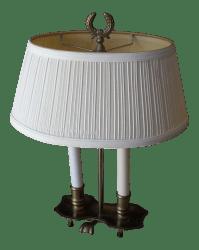 Classic Traditional Desk Lamp | Chairish