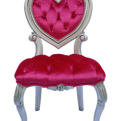 Victorian Accent Chair Mid Century Modern Chairs Target Heart Shaped French Parlour Chairish