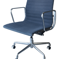 Eames Aluminum Group Management Chair Childrens Upholstered Chairs Uk Herman Miller Chairish