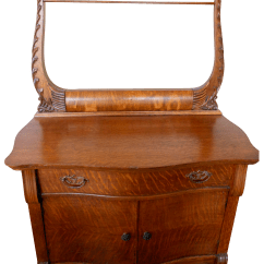 Office Chair Towel X Gaming Antique Oak Commode With Bar Chairish