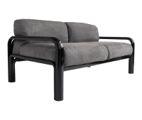 Modern Loveseat by Gae Aulenti for Knoll | Chairish