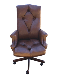 Cabot Wrenn Chambers Chesterfield Leather Executive Chair ...