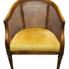Cane Back Chairs Antique Tables And For Mexican Restaurants Vintage Barrel Chair Chairish