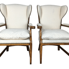 Minton Spidell Chairs Swing Chair Olx Lahore English Barber A Pair Chairish