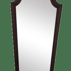 Newport Rocking Chair Clear Dining Chairs Canada Arhaus Floor Mirror | Chairish
