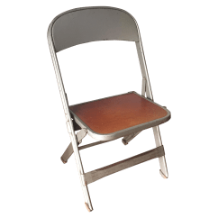 Metal Rocking Chair Runners Black Plastic Chairs Outdoors Vintage School Photo Child 39s Chairish