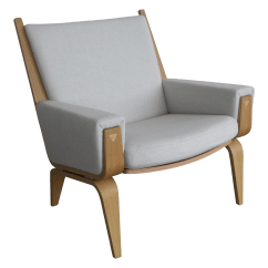 Hans Wegner Chairs Design Within Reach College Dorm Room Low Easy Chair Model Ge501 For Getama Chairish