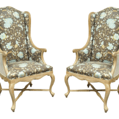 Country Style Wingback Chairs Wayfair Adirondack Antique Furniture