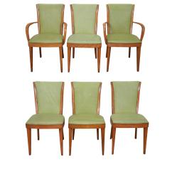 Heywood Wakefield Chairs Chair Feet Protectors Vintage Dining Set Of 6 Chairish