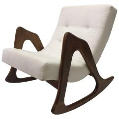 Adrian Pearsall Rocking Chair Cheap Pc Gaming Mid Century Chairish