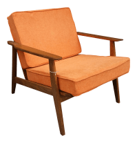 Modern Wooden Chairs With Arms