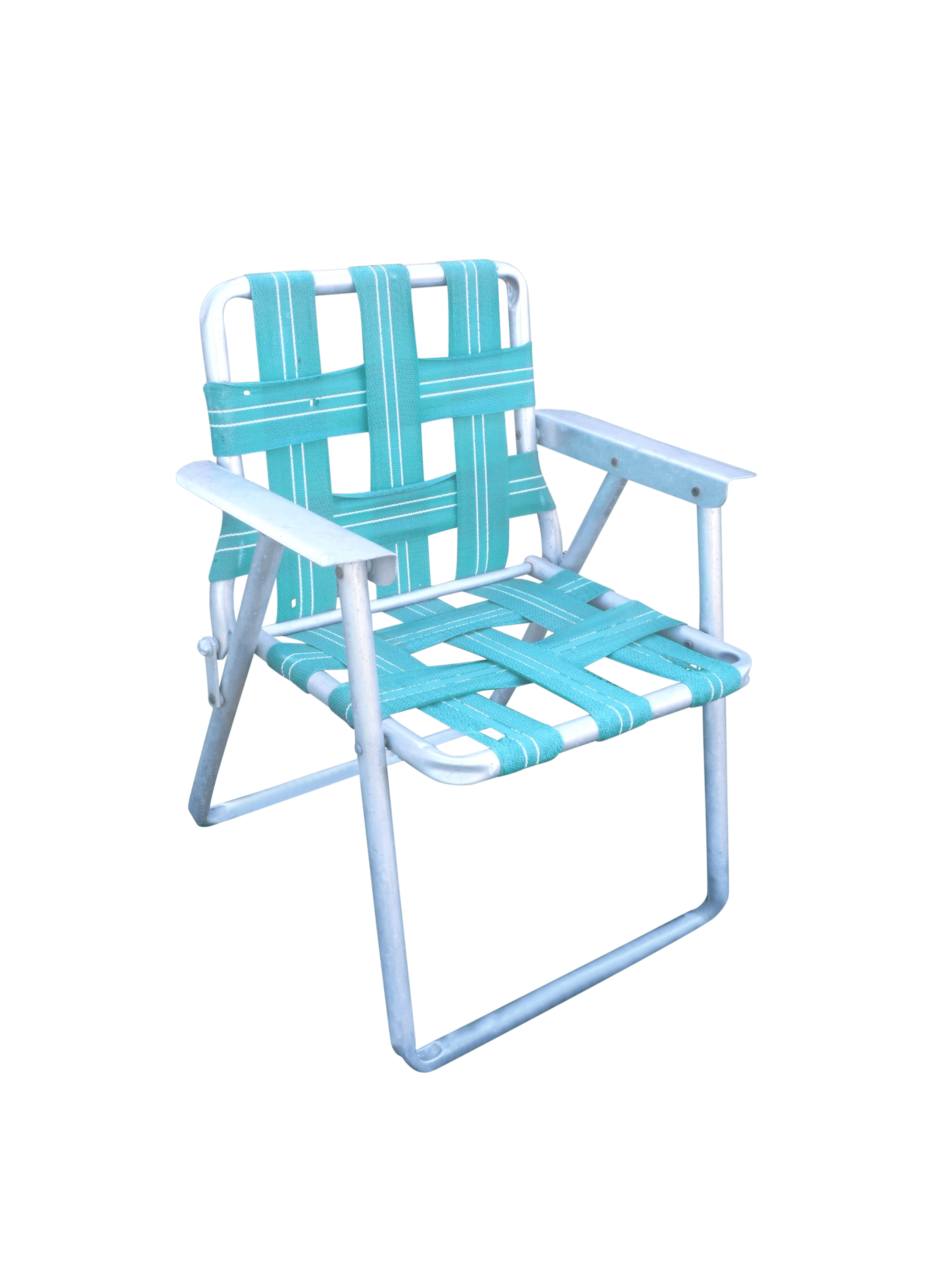 childs lawn chair herman miller embody used blue child 39s chairish