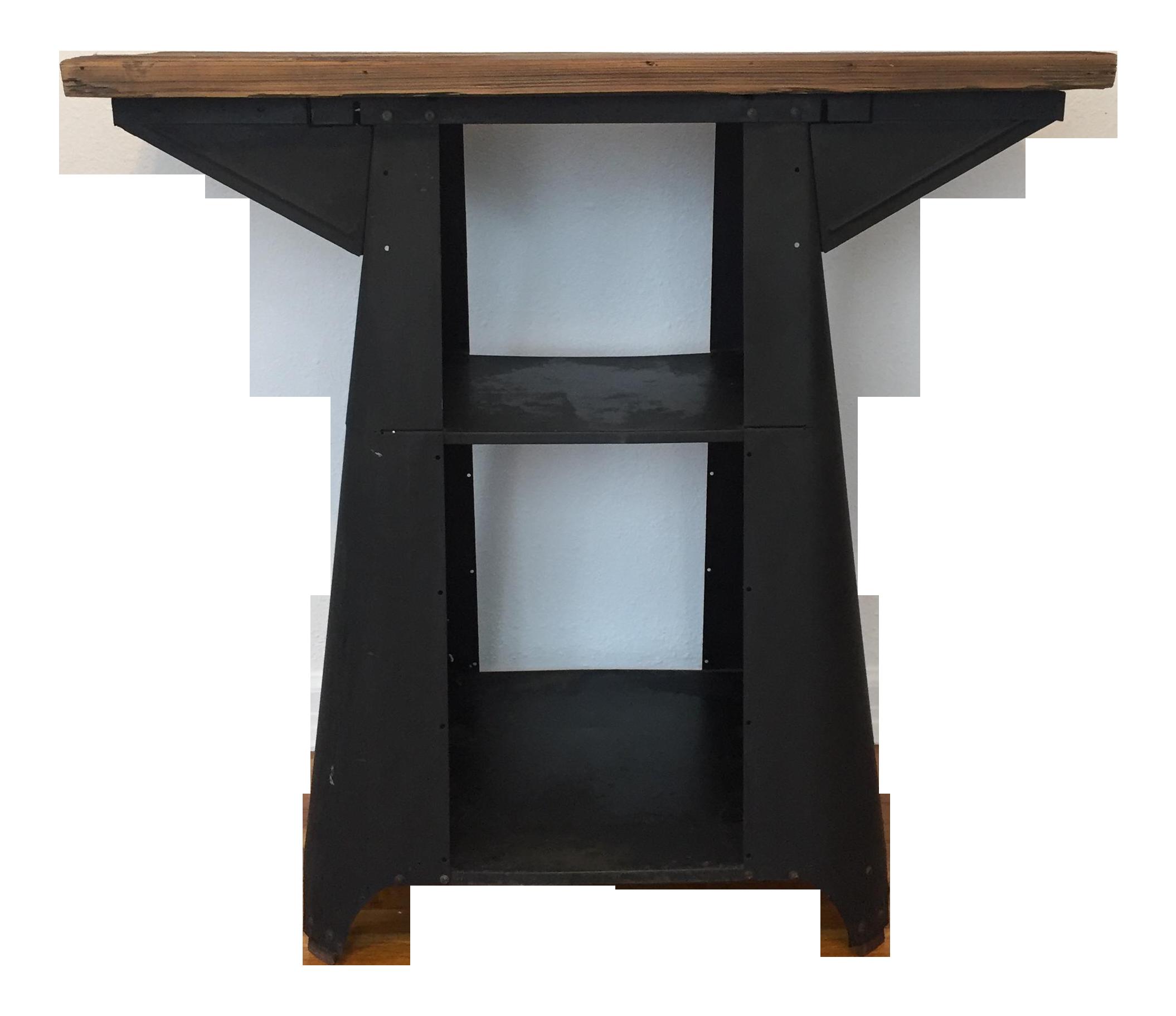 Industrial Standing Desk