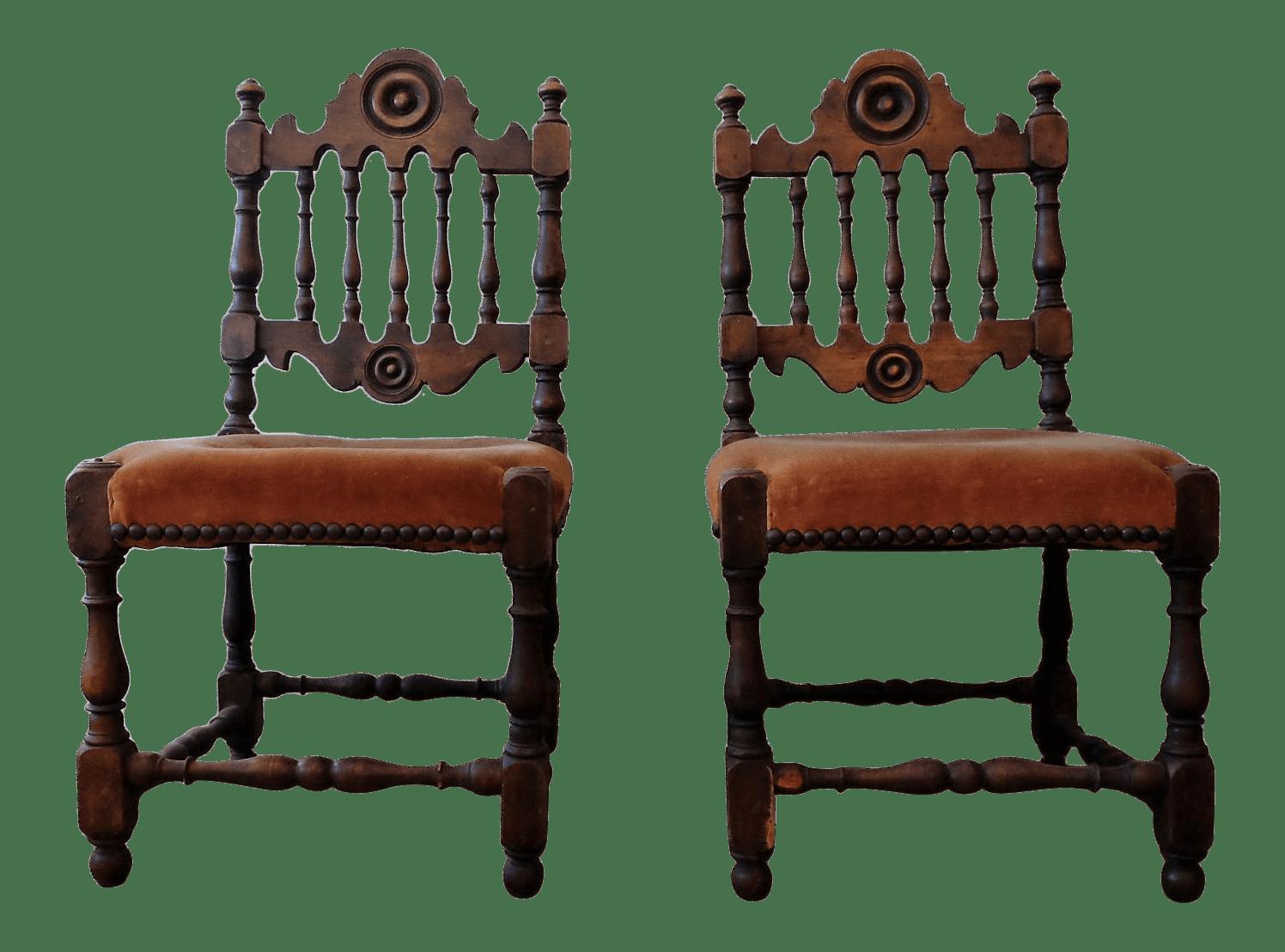childrens upholstered chairs red velvet desk chair antique furniture