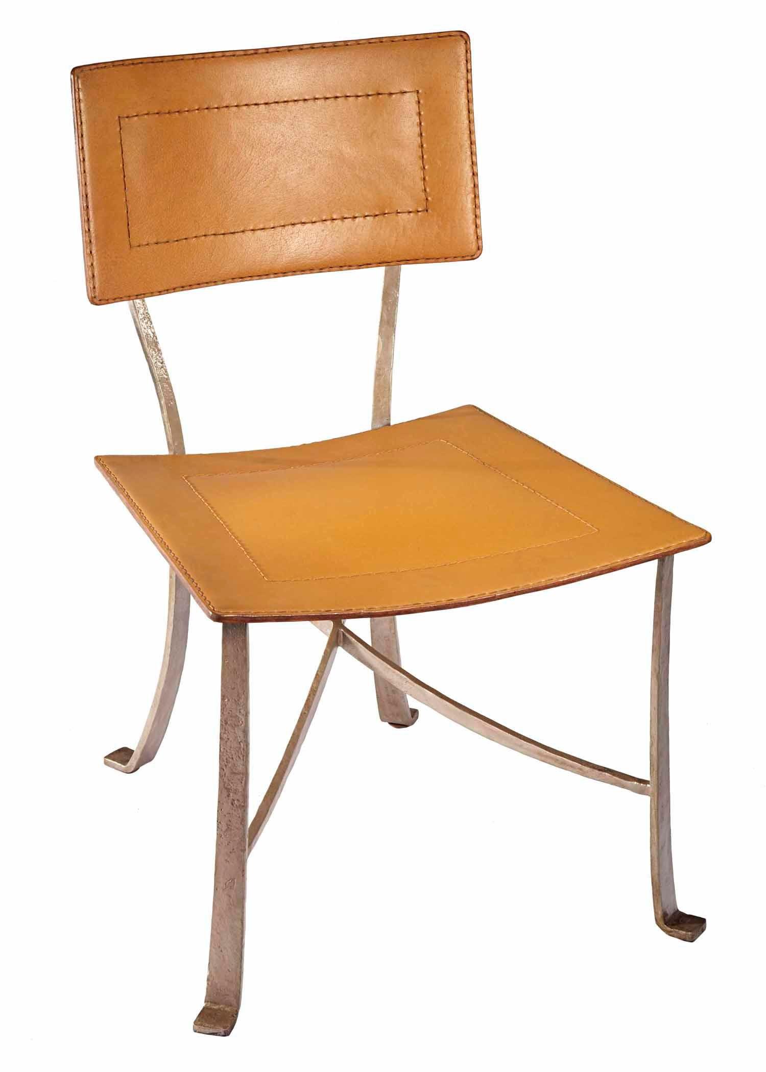 chair design iron super comfy selamat designs klismos silver wrought dining