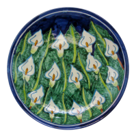 Mexican Ceramic Wall Plate | Chairish