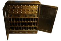 19th Century Hardware Cabinet | Chairish