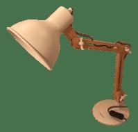 Tomons Articulated Danish Style Desk Lamp | Chairish