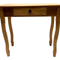 Country Cote Sofa Table Two Seater Bed Mattress Solid Pine Wood French Console Chairish