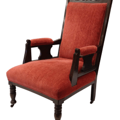 Victorian Accent Chair Stylish Office Antique Arm Chairish