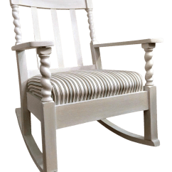 Barley Twist Chair Adirondack Chairs Plans Antique Rocking Chairish