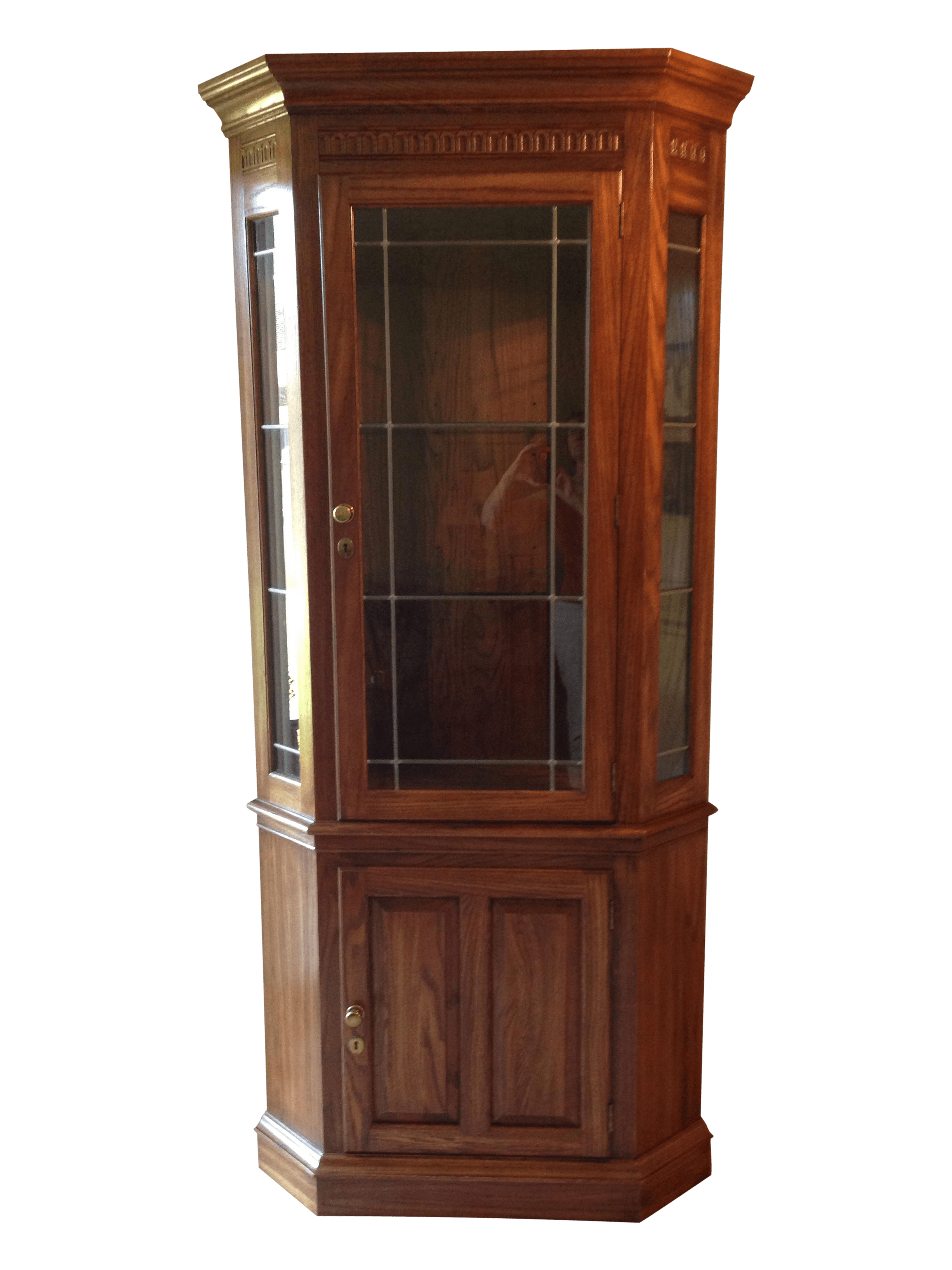 design within reach rocking chair ikea replacement covers uk pennsylvania house lighted corner china cabinet | chairish