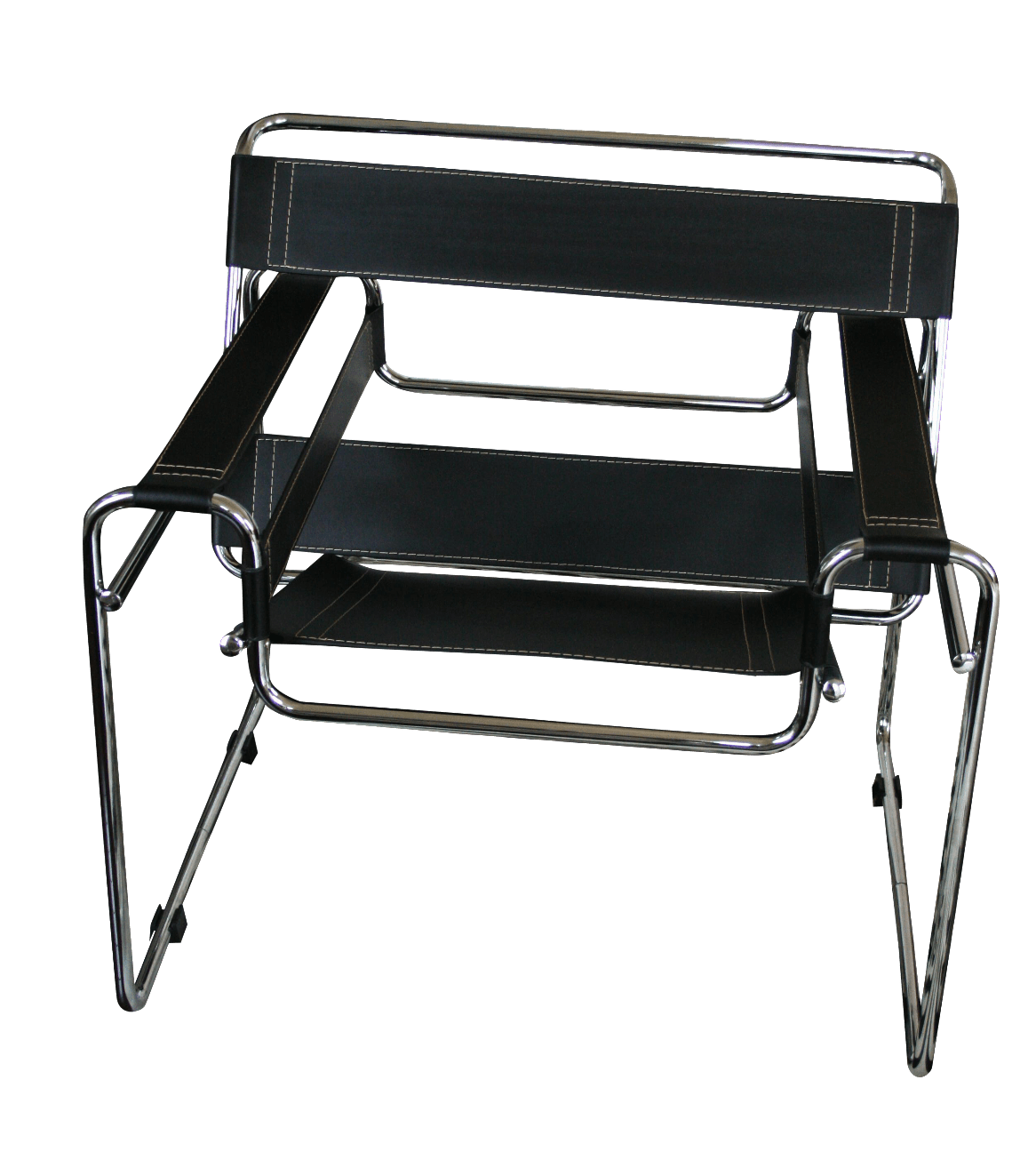 Wassily Chair Reproduction Marcel Breuer Wassily Chair Reproduction 3 Avail Chairish