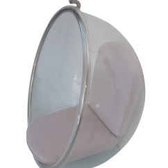 Hanging Chair Ireland Do I Need Covers For My Wedding Lucite Bubble Chairish