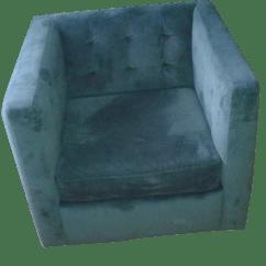 Swivel Chair West Elm Amazon Outdoor Cushions Rochester Chairish
