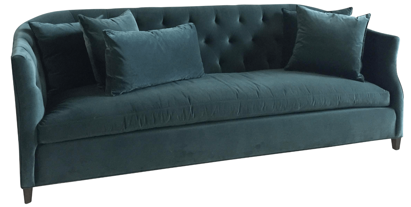 emerald green sofa covers ikea with chaise longue impressive exquisite botanical velvet