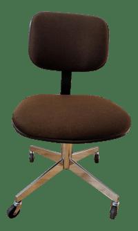 Vintage Steelcase Mid-Century Office Chair | Chairish