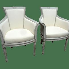 Swedish High Chair Cracker Barrel Rocking Chairs Coupon Back Club A Pair Chairish