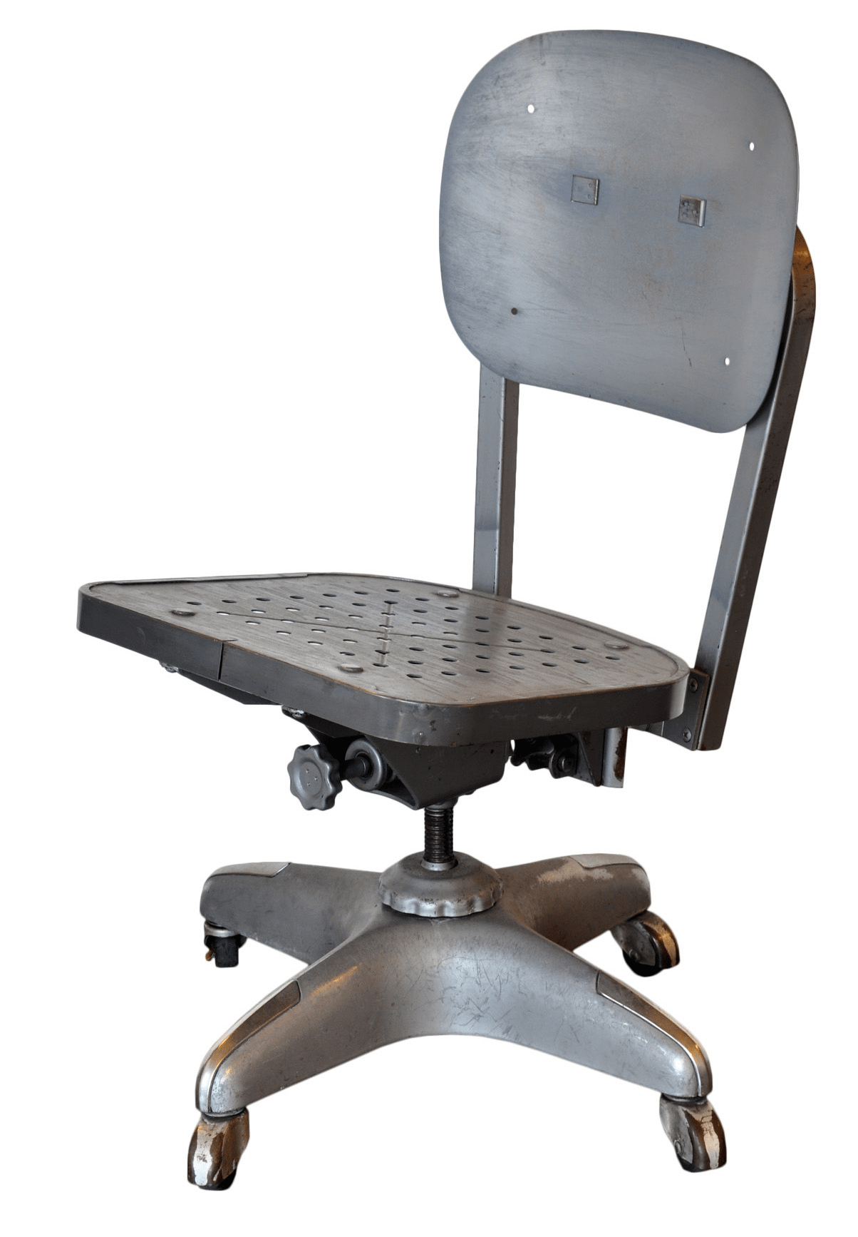 Industrial Office Chair Industrial Office Chair Chairish